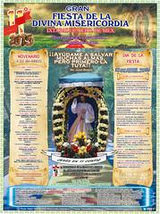 Programa de Fiesta Seor de la Misericordia Ixtapaluca Abril 2015 (Cristobal Jimenez (Fotografo-Ixtapaluca)) Tags: misericordia divina danzantes ixtapaluca fiestaspatronales seordelamisericordiaixtapaluca fiestasdeixtapaluca