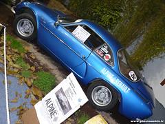 Expo La Rochelle - Alpine A110 (Deux-Chevrons.com) Tags: auto france classic car automobile automotive voiture alpine coche oldtimer larochelle ancienne classique a110 alpinea110