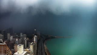 Nasty Day in Chicago