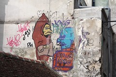 Parigi (CarloAlessioCozzolino) Tags: paris france montmartre murales francia parigi