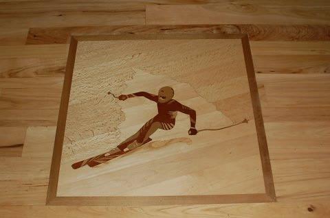 Marks Hardwood Flooring Custom Hardwood Floor Medallions