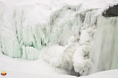 Ice Palace at Letchworth Lower Falls (DTB_6824) (masinka) Tags: statepark park winter white ny newyork cold green ice nature river season landscape flow outdoors photography frozen waterfall formation letchworth gorge genesee