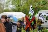 Anti-Kohle-Kette und -Camp (_bundjugend) Tags: protest jugendliche erneuerbare bundjugend nocoal energiewende yfoe endcoal antikohlekette antikohlecamp antikohlemenschenkette