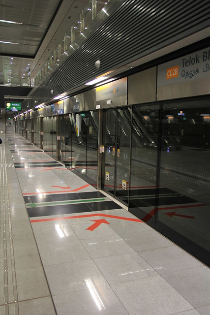 Telok Blangah MRT Station 0215 65 Singapore
