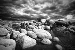 Storm Pile (boblarsonphoto1) Tags: arizona landscape rocks formation prescott watsonlake