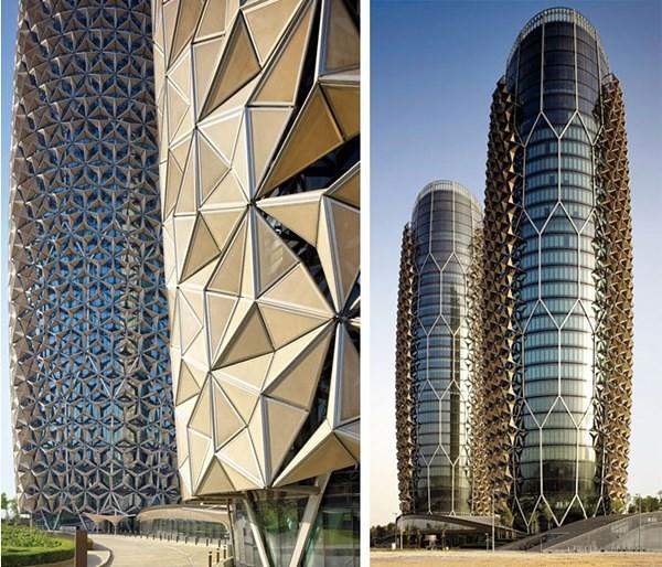 Tháp đôi Al Bahar