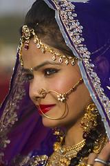 Miss Moomal beauty contest in Bikaner (Bertrand Linet) Tags: