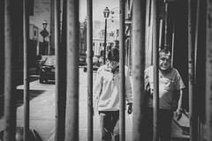 Trapped by Babylon (Daniel Zambrano) Tags: street lima per 2014 canon70d