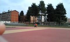 Foto in allenamento