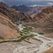 Nakee la - Journey from Leh to Manali, India