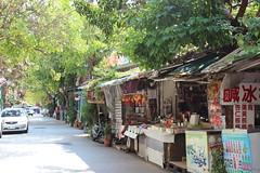 Straße in Tainan