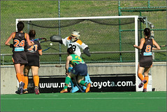 Premier 2 women UWA vs VPXHC_ (108) (Chris J. Bartle) Tags: park 2 3 hockey club university stadium australia victoria womens perth western wa vic uni xavier premier may2 uwa 2015 vpxhc