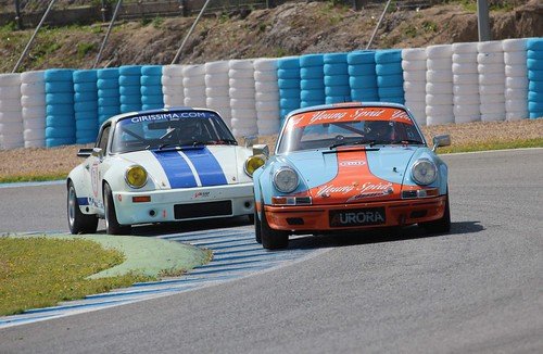 Historic Endurance Jerez 2015