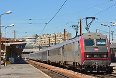 BB26045 (- Oliver -) Tags: train sncf corail bb26000 intercites bb26045