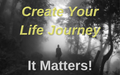 Why Your Life Journey Matters. (lieforly14319) Tags: aruna kumar blogger
