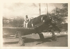 Scan_20160705 (108) (janetdmorris) Tags: world 2 history monochrome century america vintage army hawaii us war pacific military wwii grandfather monochromatic front 1940s ii ww2 granddaddy forties 20th usarmy allies allied