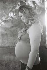 Maternity Shoot (goodfella2459) Tags: nikon f4 af nikkor 50mm f14d lens ilford delta 400 35mm black white film analog maternity shoot model pregnant pregnancy park sydney bumpmodels manilovefilm