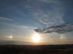 DSCF5722 (baskill) Tags: sussex rainbow sundog atmospheric phenomena