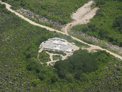 One of The Australian refugee camps, Nauru.