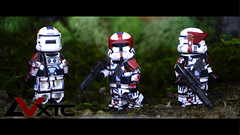 Havoc Trooper - The Old Republic (AndrewVxtc) Tags: lego star wars custom old republic havoc trooper jace malcom andrewvxtc