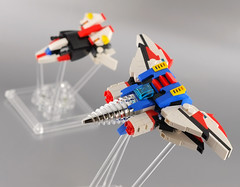 Icarus 05 (guitar hero78) Tags: lego mech mecha toys gundam super robot spaceship