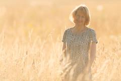 'Hilary' (Jonathan Casey) Tags: nikon d810 200mm f2 vr portrait barley field norfolk