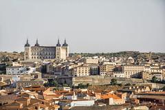 Toledo ( Djmarko ) Tags: alcazar toledo eurostar hotel