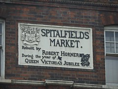 Spitalfields Market (Avvie_) Tags: london whitechapel aldgate spitalfields christ church market fournier street ten bells pub jack ripper 1888 dorset mary kelly whites row crispin
