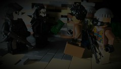 The trade (lord_nick1227) Tags: ascension lego war legowar futureistic moc scene trade brickarms southamerica blackmarket