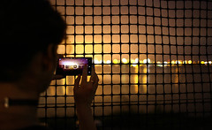 The view (k0ntiki) Tags: night bokeh lowlight russia saintpetersburg