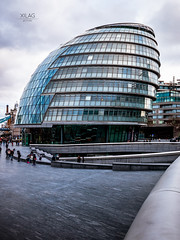 London City Hall (XILAG Pictures) Tags: 1635 canon canonef1635mmf4lisusm ef1635mmf4lisusm london londres morelondon lightroom 70d