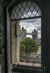 Tower Bridge from Tower of London (acase1968) Tags: white tower london england uk bridge nikon d500 tokina 1120mm f28 window framed thames river
