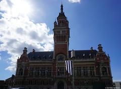 Hotel de Ville, Rathaus, city hall (ute.mueller) Tags: 2016 dunkerque dnkirchen morty2016 utemller hteldeville rathaus cityhall