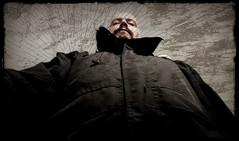 Bulletproof. (Papa Razzi1) Tags: 7608 2016 216365 bulletproof jacket vest resistant face atwork summer august nightshift