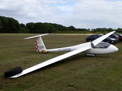 G-CHGB / 509 Grob G102 Astir CS cn 1356 Bicester 09Aug16 (kerrydavidtaylor) Tags: glider sailplane