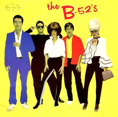 The B-52s - Rock Lobster (1979) (stillunusual) Tags: theb52s b52s rocklobster sleeve picturesleeve recordcover artwork single vinyl record aside 1970s 1979