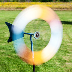 Wind Speed detected (hz536n/George Thomas) Tags: 2016 cs5 canon canon5d ef100mmf28lmacroisusm michigan prescott summer copyright spinning upnorth wind motion backyard