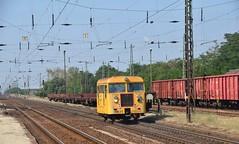 MAV Inspectie rijtuig 9685 272 Vmosgyrk (eddespan (Edwin)) Tags: mav hongarije hungary ungarn trein spoorwegen train zug inspectievoertuig vamosgyork
