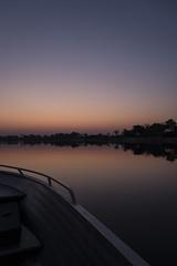 Early Morning Float (XNBZ) Tags: zambia zambezi africa zambeziriver