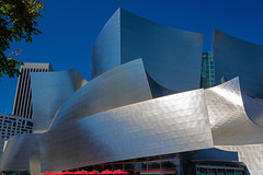 Disney Concert Hall (dog97209) Tags: disney concert hall los angeles philharmonic frank gehry