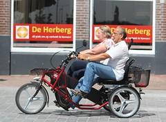 tandem (bertknot) Tags: dutchbikes