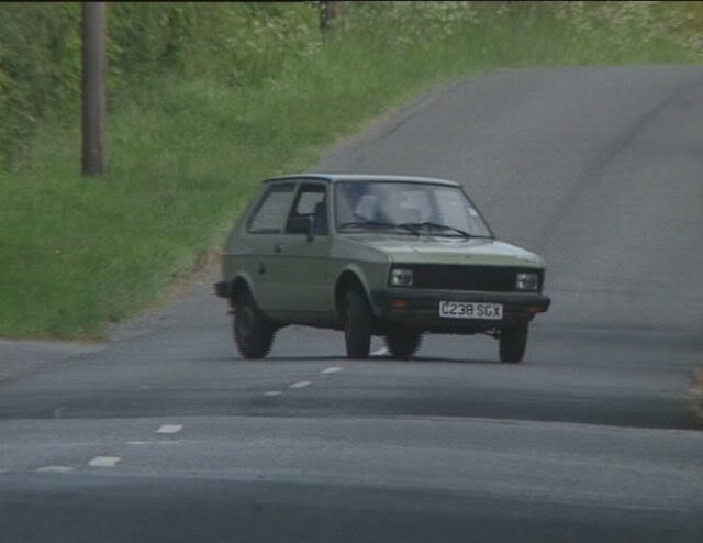 1983 Yugo 45 Series on Top Gear