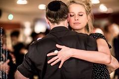 Roseline and Walter, Patio de Tango at Brasserie du Prince d'Orange, Feb. 2015