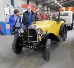 1923 Citron C2 Cabriolet ( 5hp ) (Vriendelijkheid kost geen geld) Tags: holland festival oldtimer noord 2015