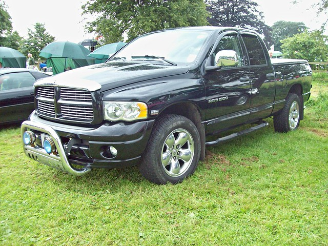 usa truck pickup dodge ram 1990s shugborough