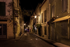 Arles by night (olivierr31) Tags: ruins theater village roman antique arlesromainruinescamarguemonuments