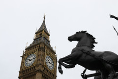 London Landmark (Vanilla55555) Tags: london big ben 2014