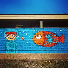 Madamme la Belge - Gent (Ferdinand 'Ferre' Feys) Tags: instagram gent belgium streetart graffiti graff graffitiart madammelabelge artdelarue urbanart belgique belgië ghent gand urbanarte arteurbano ferdinandfeys