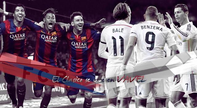 Previa - FC Barcelona vs Real Madrid (El Clásico)