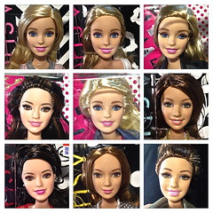 Barbie Fashionistas 2015 Commercial Barbie Fashionistas and
